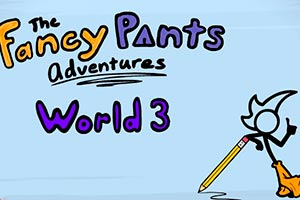 Fancy Pants Adventure World 3