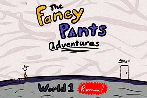 Fancy Pants World 1 Remix