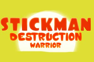 Stickman Destruction Warrior